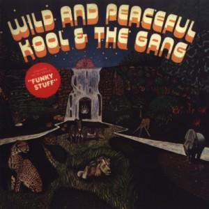Kool & The Gang - Wild And Peaceful (1973)