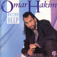 Omar Hakim - Rhythm Deep (1989)